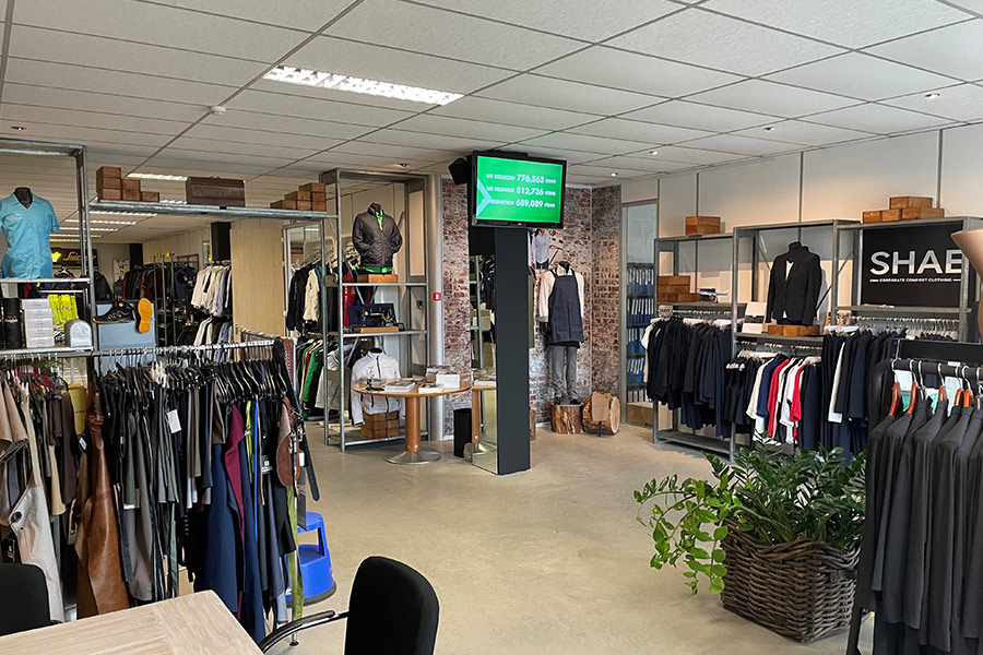 Kayser showroom